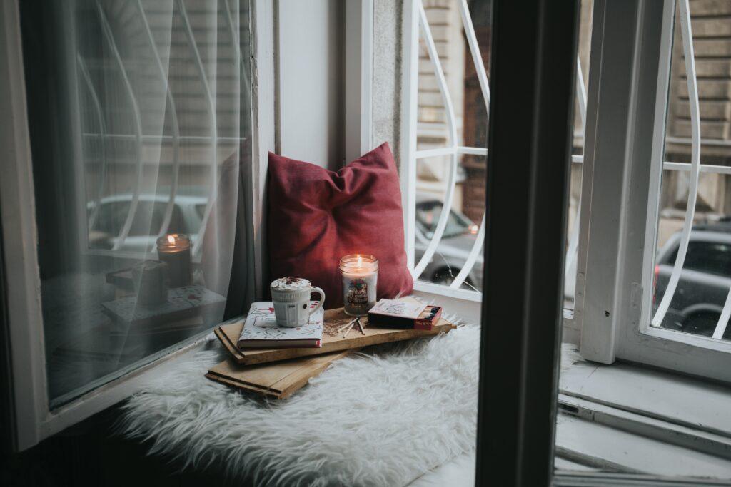 A cozy window